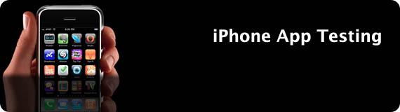 iPhone App Testing